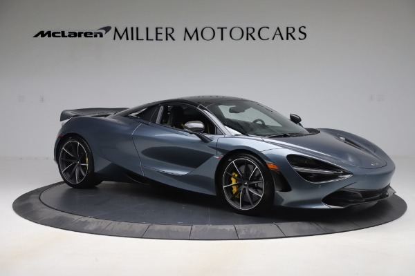 Used 2020 McLaren 720S Spider Convertible for sale Sold at Alfa Romeo of Greenwich in Greenwich CT 06830 14