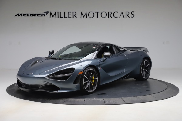 Used 2020 McLaren 720S Spider Convertible for sale Sold at Alfa Romeo of Greenwich in Greenwich CT 06830 15