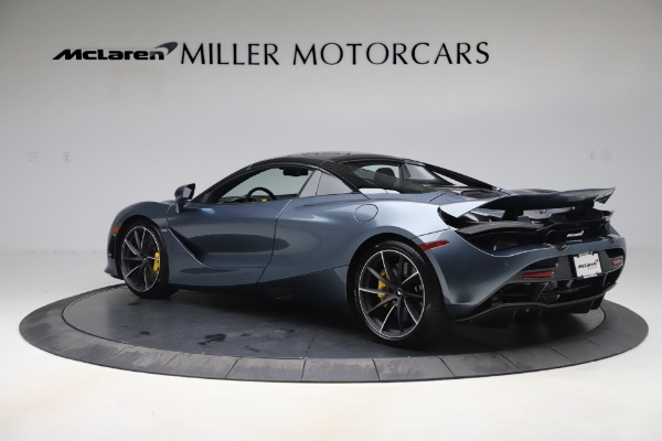 Used 2020 McLaren 720S Spider Convertible for sale Sold at Alfa Romeo of Greenwich in Greenwich CT 06830 17
