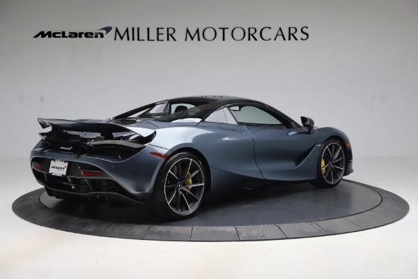 Used 2020 McLaren 720S Spider Convertible for sale Sold at Alfa Romeo of Greenwich in Greenwich CT 06830 18
