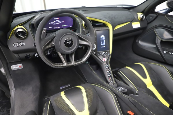 Used 2020 McLaren 720S Spider Convertible for sale Sold at Alfa Romeo of Greenwich in Greenwich CT 06830 19