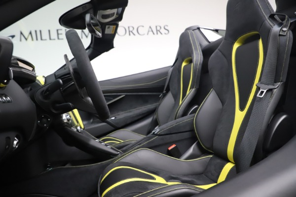 Used 2020 McLaren 720S Spider Convertible for sale Sold at Alfa Romeo of Greenwich in Greenwich CT 06830 20