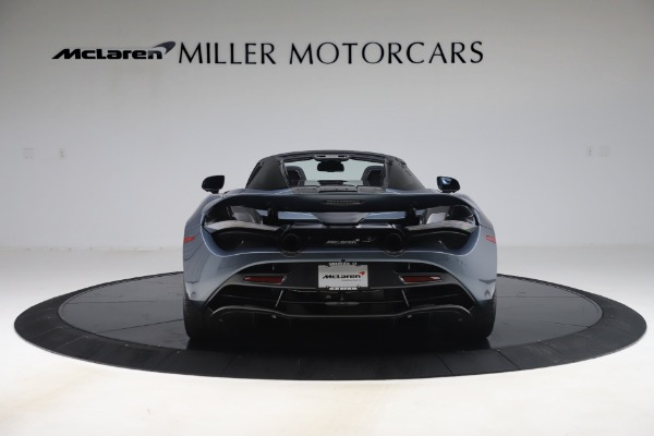 Used 2020 McLaren 720S Spider Convertible for sale Sold at Alfa Romeo of Greenwich in Greenwich CT 06830 6