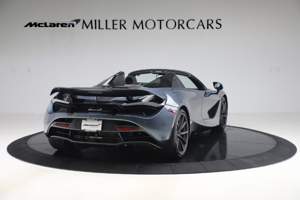 Used 2020 McLaren 720S Spider Convertible for sale Sold at Alfa Romeo of Greenwich in Greenwich CT 06830 7