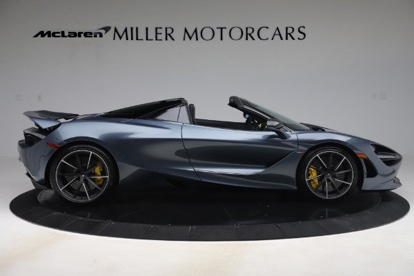 Used 2020 McLaren 720S Spider Convertible for sale Sold at Alfa Romeo of Greenwich in Greenwich CT 06830 9