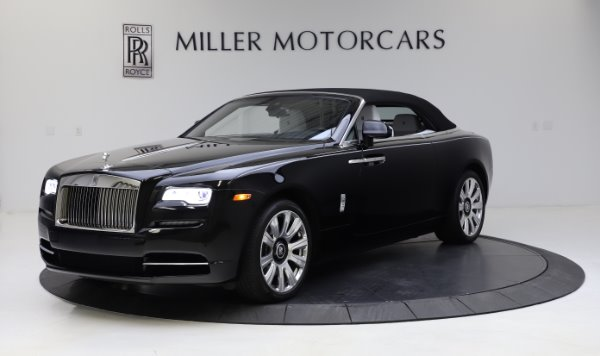 Used 2016 Rolls-Royce Dawn for sale $239,900 at Alfa Romeo of Greenwich in Greenwich CT 06830 10