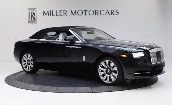 Used 2016 Rolls-Royce Dawn for sale $239,900 at Alfa Romeo of Greenwich in Greenwich CT 06830 17