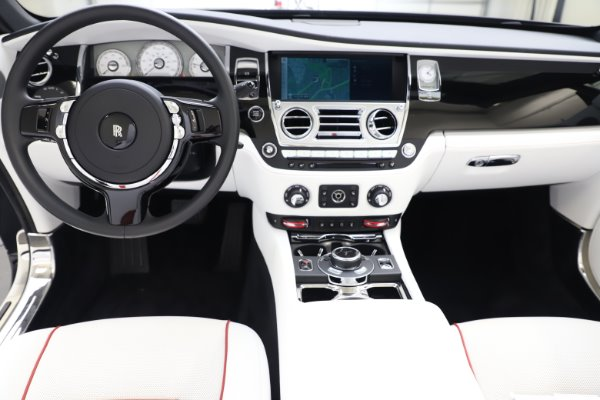 Used 2016 Rolls-Royce Dawn for sale $239,900 at Alfa Romeo of Greenwich in Greenwich CT 06830 22