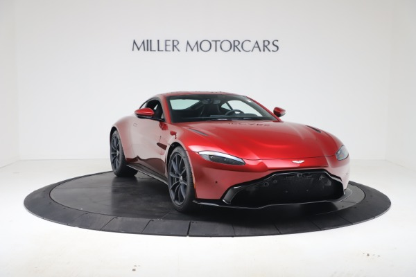 New 2020 Aston Martin Vantage Coupe for sale $195,459 at Alfa Romeo of Greenwich in Greenwich CT 06830 10