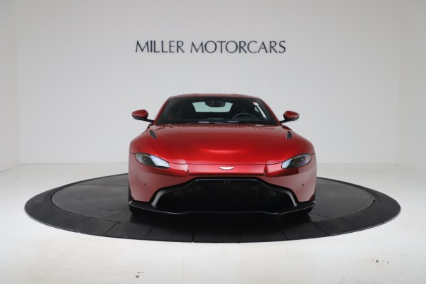 New 2020 Aston Martin Vantage Coupe for sale $195,459 at Alfa Romeo of Greenwich in Greenwich CT 06830 11