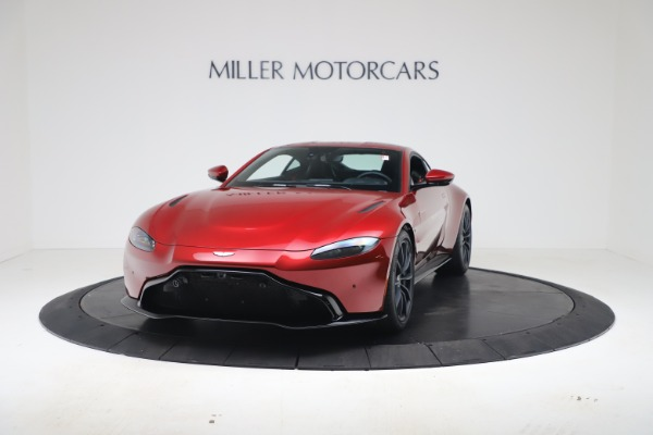 New 2020 Aston Martin Vantage Coupe for sale $195,459 at Alfa Romeo of Greenwich in Greenwich CT 06830 12