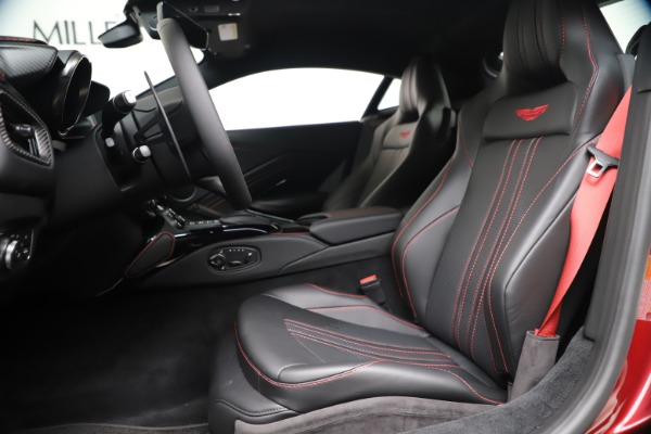 New 2020 Aston Martin Vantage Coupe for sale $195,459 at Alfa Romeo of Greenwich in Greenwich CT 06830 14
