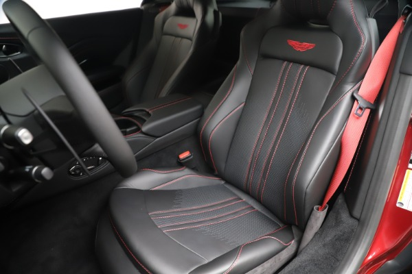 New 2020 Aston Martin Vantage Coupe for sale $195,459 at Alfa Romeo of Greenwich in Greenwich CT 06830 15
