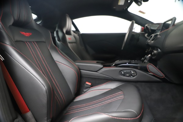 New 2020 Aston Martin Vantage Coupe for sale $195,459 at Alfa Romeo of Greenwich in Greenwich CT 06830 18