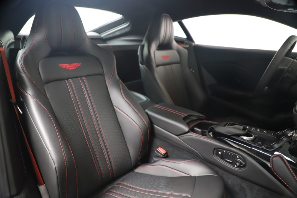 New 2020 Aston Martin Vantage Coupe for sale $195,459 at Alfa Romeo of Greenwich in Greenwich CT 06830 19