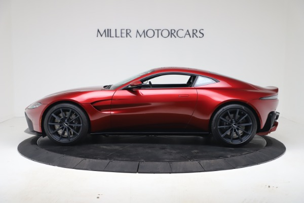 New 2020 Aston Martin Vantage Coupe for sale $195,459 at Alfa Romeo of Greenwich in Greenwich CT 06830 2