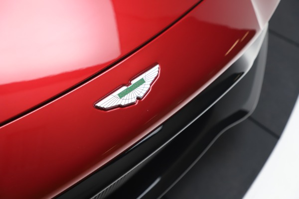 New 2020 Aston Martin Vantage Coupe for sale $195,459 at Alfa Romeo of Greenwich in Greenwich CT 06830 22