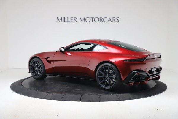 New 2020 Aston Martin Vantage Coupe for sale $195,459 at Alfa Romeo of Greenwich in Greenwich CT 06830 3