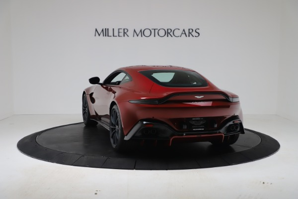 New 2020 Aston Martin Vantage Coupe for sale $195,459 at Alfa Romeo of Greenwich in Greenwich CT 06830 4