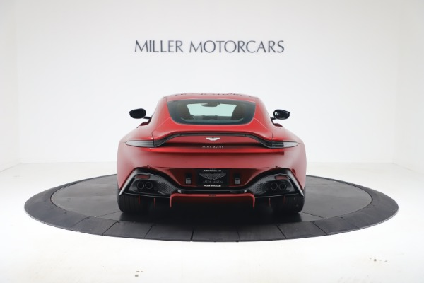 New 2020 Aston Martin Vantage Coupe for sale $195,459 at Alfa Romeo of Greenwich in Greenwich CT 06830 5