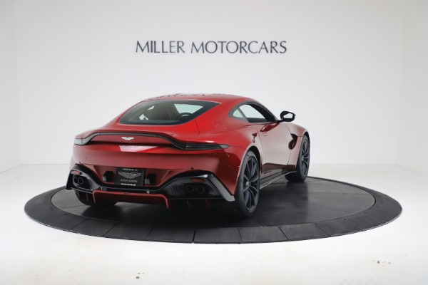 New 2020 Aston Martin Vantage Coupe for sale $195,459 at Alfa Romeo of Greenwich in Greenwich CT 06830 6