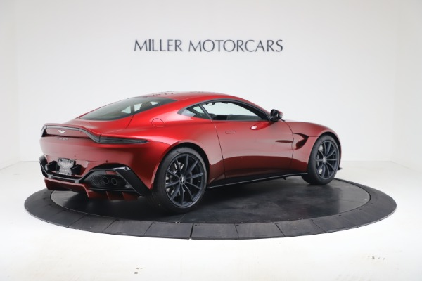 New 2020 Aston Martin Vantage Coupe for sale $195,459 at Alfa Romeo of Greenwich in Greenwich CT 06830 7