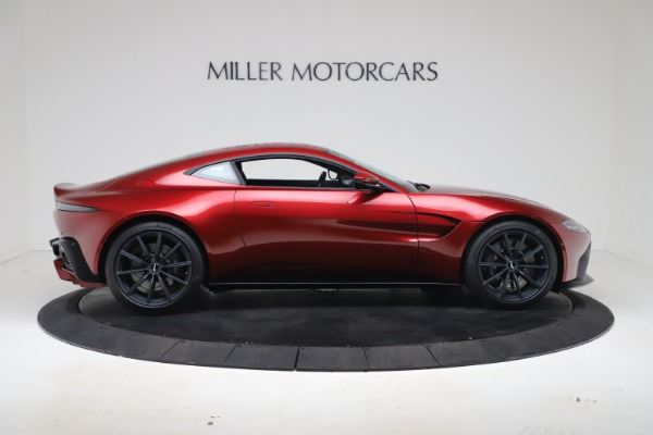 New 2020 Aston Martin Vantage Coupe for sale $195,459 at Alfa Romeo of Greenwich in Greenwich CT 06830 8
