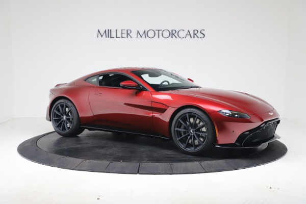 New 2020 Aston Martin Vantage Coupe for sale $195,459 at Alfa Romeo of Greenwich in Greenwich CT 06830 9