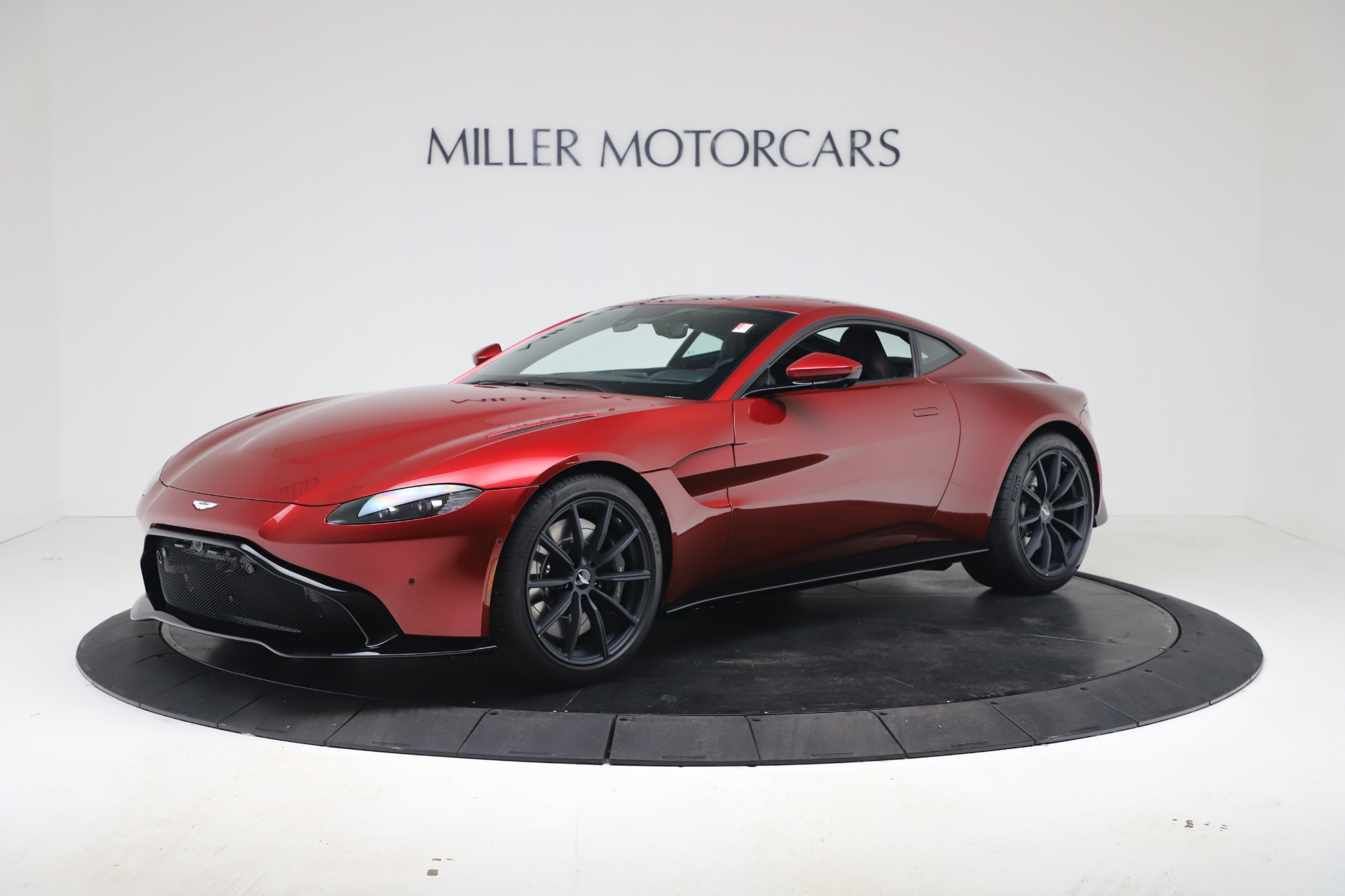New 2020 Aston Martin Vantage Coupe for sale $195,459 at Alfa Romeo of Greenwich in Greenwich CT 06830 1