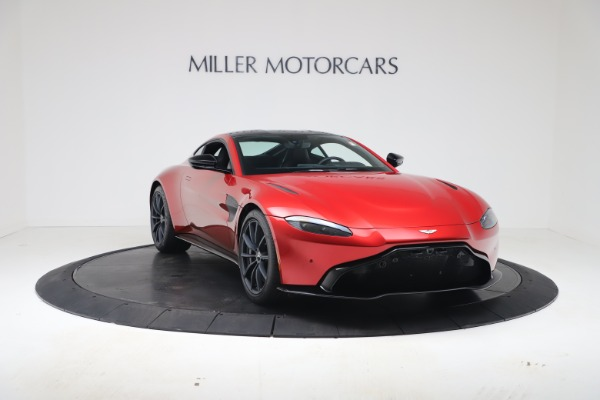 New 2020 Aston Martin Vantage Coupe for sale $195,089 at Alfa Romeo of Greenwich in Greenwich CT 06830 10