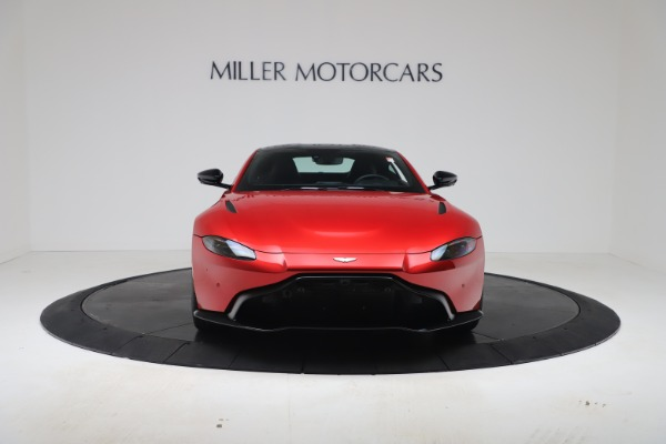 New 2020 Aston Martin Vantage Coupe for sale $195,089 at Alfa Romeo of Greenwich in Greenwich CT 06830 11