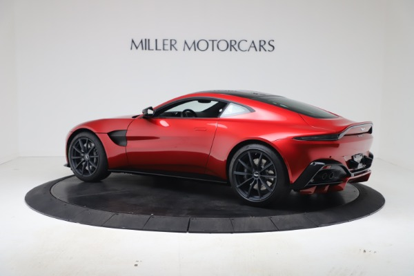 New 2020 Aston Martin Vantage Coupe for sale $195,089 at Alfa Romeo of Greenwich in Greenwich CT 06830 3