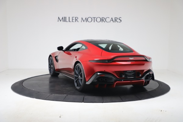 New 2020 Aston Martin Vantage Coupe for sale $195,089 at Alfa Romeo of Greenwich in Greenwich CT 06830 4