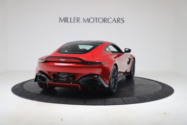 New 2020 Aston Martin Vantage Coupe for sale $195,089 at Alfa Romeo of Greenwich in Greenwich CT 06830 6