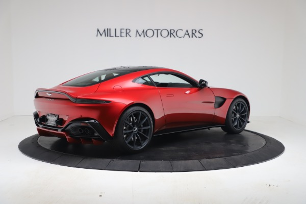 New 2020 Aston Martin Vantage Coupe for sale $195,089 at Alfa Romeo of Greenwich in Greenwich CT 06830 7