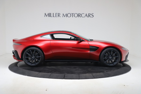 New 2020 Aston Martin Vantage Coupe for sale $195,089 at Alfa Romeo of Greenwich in Greenwich CT 06830 8