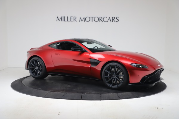 New 2020 Aston Martin Vantage Coupe for sale $195,089 at Alfa Romeo of Greenwich in Greenwich CT 06830 9