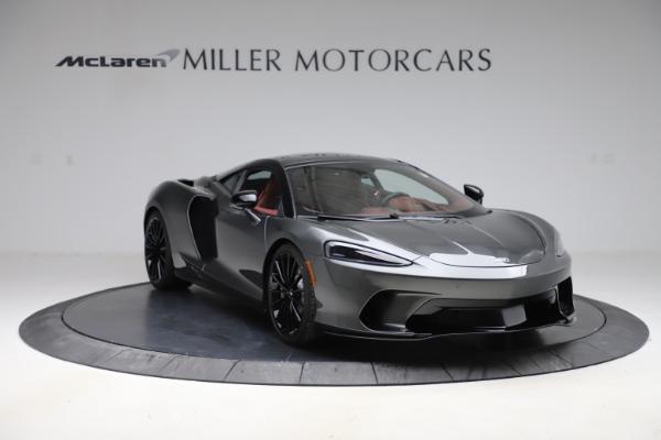 New 2020 McLaren GT Coupe for sale $247,275 at Alfa Romeo of Greenwich in Greenwich CT 06830 10