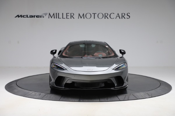 New 2020 McLaren GT Coupe for sale $247,275 at Alfa Romeo of Greenwich in Greenwich CT 06830 11