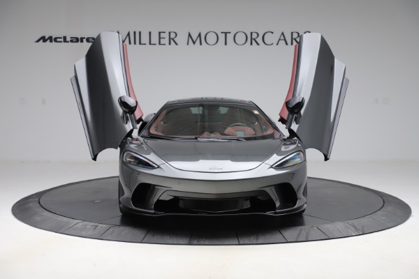 New 2020 McLaren GT Coupe for sale $247,275 at Alfa Romeo of Greenwich in Greenwich CT 06830 12