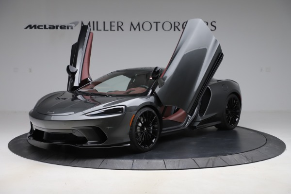 New 2020 McLaren GT Coupe for sale $247,275 at Alfa Romeo of Greenwich in Greenwich CT 06830 13
