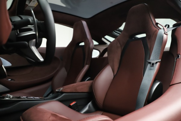 New 2020 McLaren GT Coupe for sale $247,275 at Alfa Romeo of Greenwich in Greenwich CT 06830 17