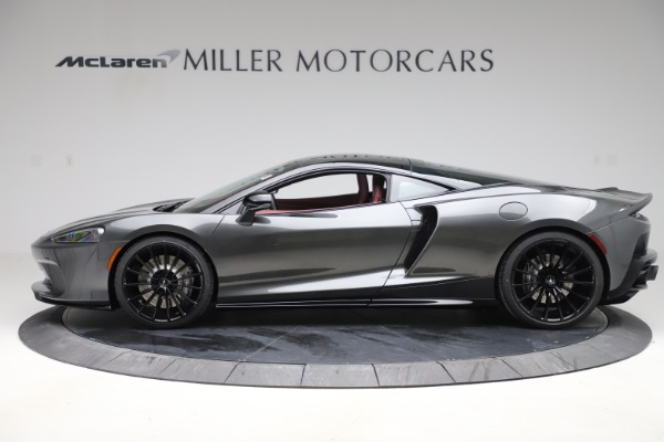 New 2020 McLaren GT Coupe for sale $247,275 at Alfa Romeo of Greenwich in Greenwich CT 06830 2