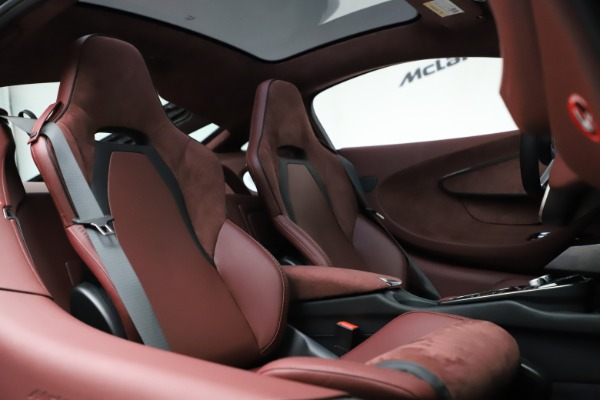 New 2020 McLaren GT Pioneer for sale $247,275 at Alfa Romeo of Greenwich in Greenwich CT 06830 20