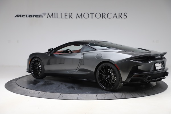 New 2020 McLaren GT Coupe for sale $247,275 at Alfa Romeo of Greenwich in Greenwich CT 06830 3
