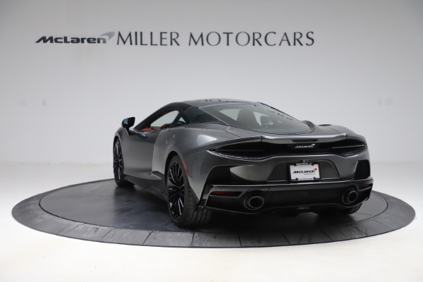 New 2020 McLaren GT Coupe for sale $247,275 at Alfa Romeo of Greenwich in Greenwich CT 06830 4