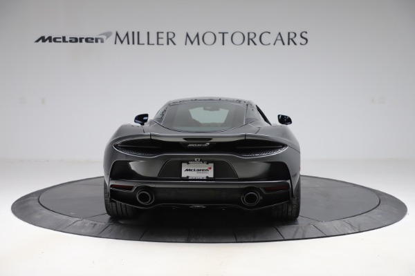 New 2020 McLaren GT Coupe for sale $247,275 at Alfa Romeo of Greenwich in Greenwich CT 06830 5