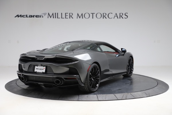 New 2020 McLaren GT Coupe for sale $247,275 at Alfa Romeo of Greenwich in Greenwich CT 06830 6