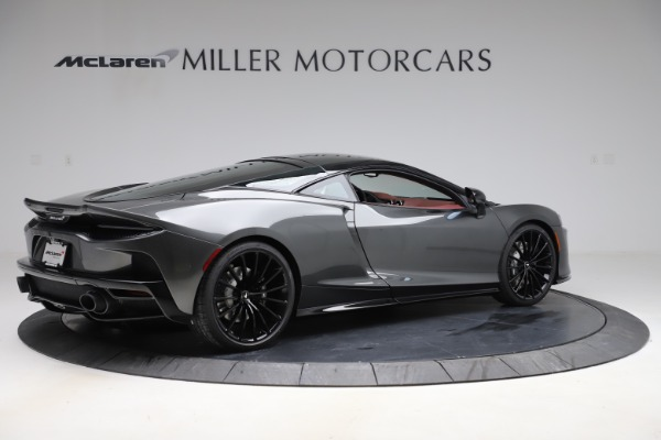 New 2020 McLaren GT Coupe for sale $247,275 at Alfa Romeo of Greenwich in Greenwich CT 06830 7