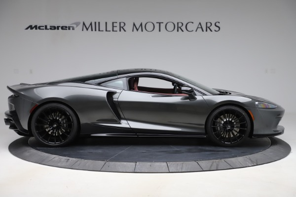 New 2020 McLaren GT Coupe for sale $247,275 at Alfa Romeo of Greenwich in Greenwich CT 06830 8